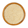 Fine breadcrumbs, also breading or crispies in wooden bowl - PhotoDune Item for Sale