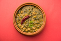 Dal Palak or Lentil spinach curry - popular Indian main course healthy recipe - PhotoDune Item for Sale