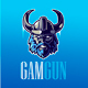 Gamgun  - Online Gaming PSD Template