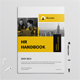 HR / Employee Handbook - GraphicRiver Item for Sale