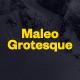 Maleo Grotesk Font - GraphicRiver Item for Sale