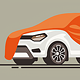 Template of Status Update SUV Car - GraphicRiver Item for Sale