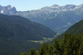 Mountain landscape along the road to Vivione pass - PhotoDune Item for Sale