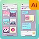 Mobile UI Concept - GraphicRiver Item for Sale