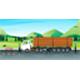 Log Truck - GraphicRiver Item for Sale