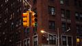 Traffic light on the street in New York - PhotoDune Item for Sale