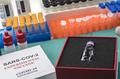Coronacirus covid-19 experimental vaccine in a laboratory, conceptual image - PhotoDune Item for Sale