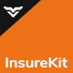 InsureKit - Insurance Template Kits - ThemeForest Item for Sale