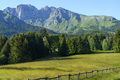 Road to Presolana, Bergamo, Italy. Mountain landscape - PhotoDune Item for Sale