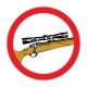 Hand-Drawn Sniper Rifle with Telescopic Sight - GraphicRiver Item for Sale