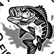 Bass Fishing Designs - GraphicRiver Item for Sale