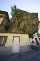 House in the rock at Dezzo di Scalve, Bergamo, Italy - PhotoDune Item for Sale