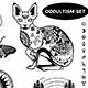 Occultism Set - GraphicRiver Item for Sale