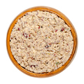 Vegan spread, paste to spread on bread or crackers in wooden bowl - PhotoDune Item for Sale