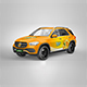 GLE SUV Mock Up for Brand Promotions - GraphicRiver Item for Sale