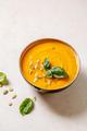 Pumpkin or carrot soup - PhotoDune Item for Sale
