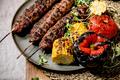 Grilled beef kebab - PhotoDune Item for Sale