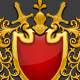 Golden Coat of Arms Set - GraphicRiver Item for Sale
