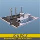 Refinery Complex -Pack - 3DOcean Item for Sale