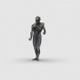 Sci-fi Man with Dancing Thriller 3 - VideoHive Item for Sale