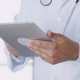 Doctor Using Tablet - VideoHive Item for Sale