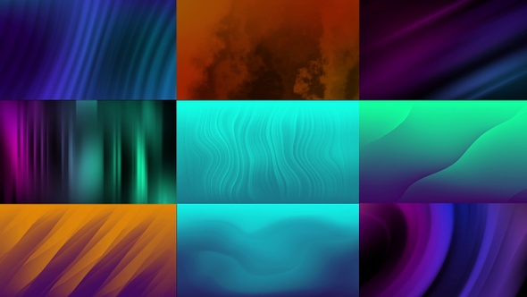 Fluid Gradient Backgrounds