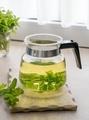 A Pot of Fresh Mint Tea - PhotoDune Item for Sale