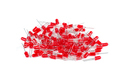 Pile of new red 5mm LED's - PhotoDune Item for Sale