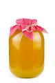 Big honey jar isolated on white background - PhotoDune Item for Sale
