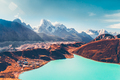Himalayas. View from Gokyo Ri - PhotoDune Item for Sale