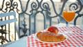 Breakfast on a balcony in Paris - PhotoDune Item for Sale