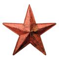 Old metal red star - PhotoDune Item for Sale