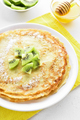 Homemade crepes, top view - PhotoDune Item for Sale