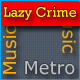 Lazy Crime TV Show Theme