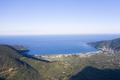 Golden beach aerial view, Thassos, Greece. - PhotoDune Item for Sale