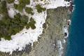 Aegean seashore and marble rocks in Aliki, Thassos island, Greece - PhotoDune Item for Sale