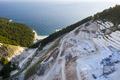 Marble quarry site in Thassos, Greece - PhotoDune Item for Sale