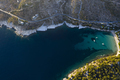 Thassos,a beautiful Greek island seen from a drone - PhotoDune Item for Sale