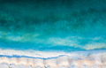 Abstract background of turquoise water-aerial view - PhotoDune Item for Sale
