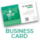 Medical Business Card Template - GraphicRiver Item for Sale