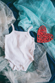 White summer body for a newborn baby - PhotoDune Item for Sale