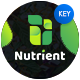 Nutrient Healthy Food Keynote Template - GraphicRiver Item for Sale