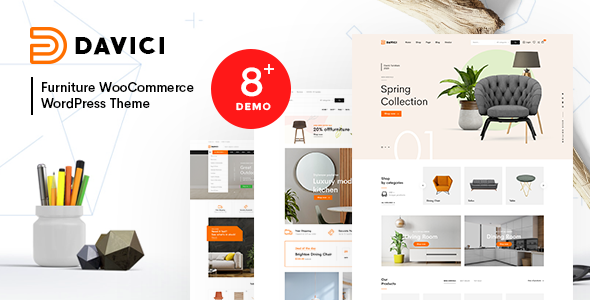 Review: Davici – Furniture WooCommerce WordPress Theme free download Review: Davici – Furniture WooCommerce WordPress Theme nulled Review: Davici – Furniture WooCommerce WordPress Theme