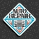 Vector Logo for Auto Repair - GraphicRiver Item for Sale