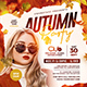 Autumn Party Flyer 1 - GraphicRiver Item for Sale