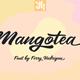 Mangotea - Script Font - GraphicRiver Item for Sale