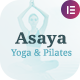 Asaya - Yoga & Meditation Elementor Kit - ThemeForest Item for Sale