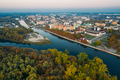 Pinsk, Brest Region Of Belarus, In The Polesia Region, At The Confluence Of The Pina River And The - PhotoDune Item for Sale