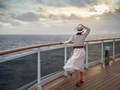Young woman on the ship - PhotoDune Item for Sale