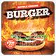 Burger Restaurant Flyer - GraphicRiver Item for Sale